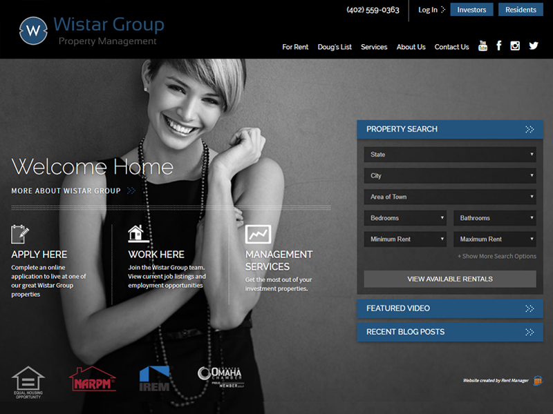 Wistar Group website