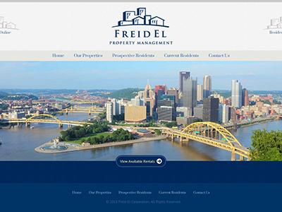 Friedel website
