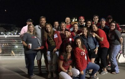 LCS Night at the Reds