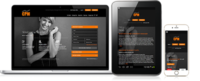 Website Development - Example