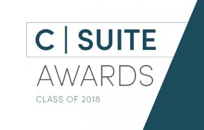 C-Suite Award Winner - Dave Hegemann