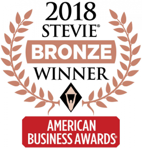 Bronze Stevie Award for Customer Service Department of the Year