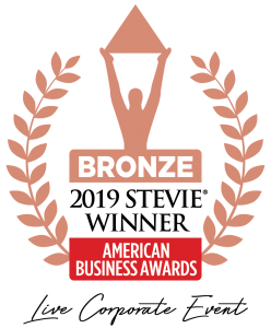 Bronze Stevie Award for Live Event