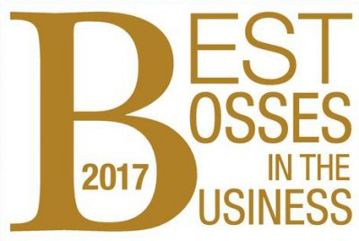CRE's Best Bosses Award