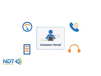 NDT Customer Portal