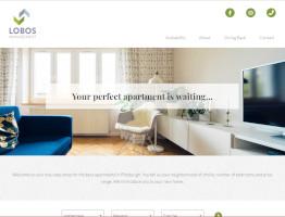 Lobos Website Example