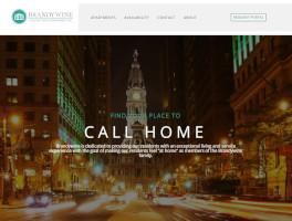 Brandywine Website Example