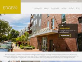 Edge32 Website Example