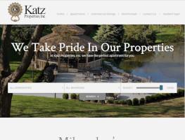 Katz Properties Website Example